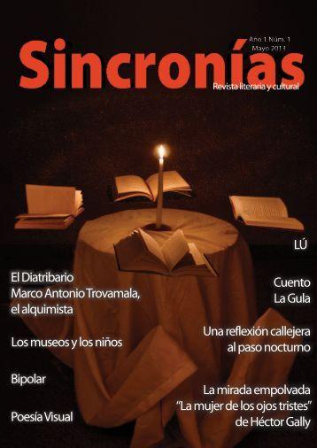 La mujer de los ojos tristes - Revista Sincronías