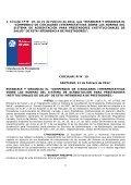 Compendio de Circulares Interpretativas sobre las normas del - Page 6