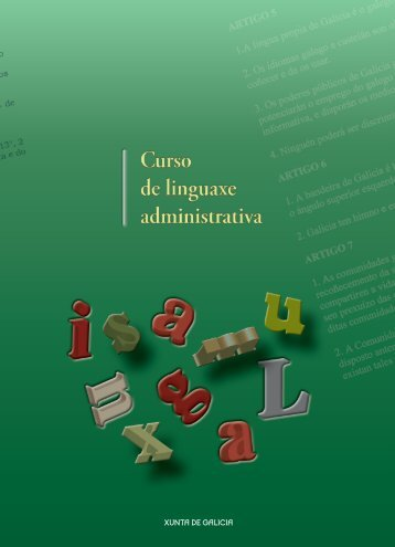 C linguaxe admin Fut - Xunta de Galicia