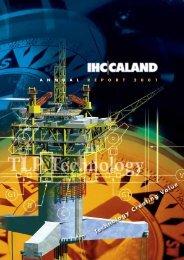 2001 Annual Report - SBM Offshore