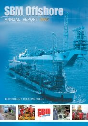 2005 Annual Report - SBM Offshore