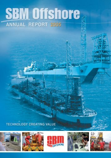 2005 Annual Report - SBM Offshore