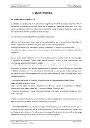 Tema 4: Cimentaciones - OCW Usal