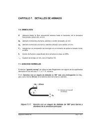 CAPITULO 7. DETALLES DE ARMADO - INTI