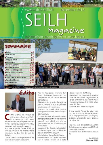 Magazine - Mairie de Seilh