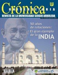 Edición especial India - Universidad Sergio Arboleda