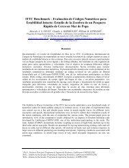 ITTC Benchmark – Evaluación de Códigos Numéricos para ...