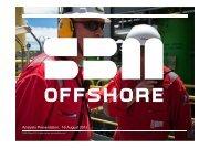 August 2012 - SBM Offshore