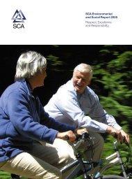 SCA Environmental and Social Report 2005