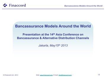 finaccord_presentation_2013_bancassurance-models-around-the-world_jakarta