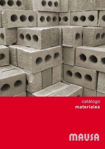 catalogo materiales.FH11 - MAUSA