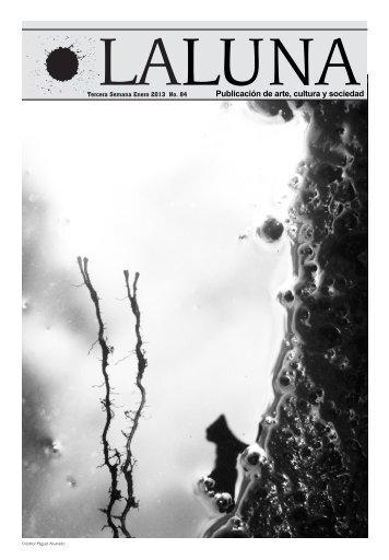 Publicación de arte, cultura y sociedad - Semanario Nuestro Tiempo