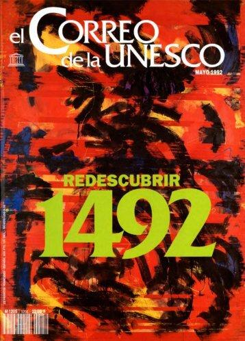 Redescubrir 1492; The UNESCO courier: a ... - unesdoc - Unesco