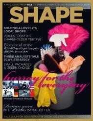 Shape - SCA