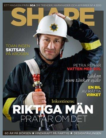 RIKTIGA MäN - SCA