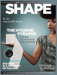 SHAPE 2 / 2011 - SCA