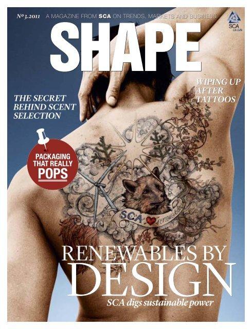 SCA magazine Shape 3 2011 English