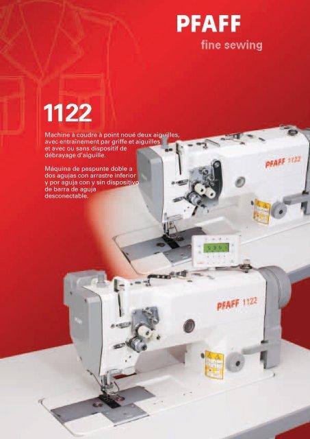 Pfaff 1122