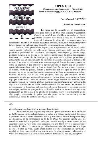 formato PDF - Opus Dei
