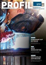 Profil 1/2013 (PDF) - Schweizerische Technische Fachschule ...