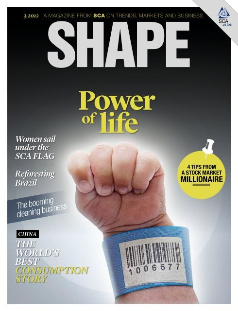 Power life of - SCA