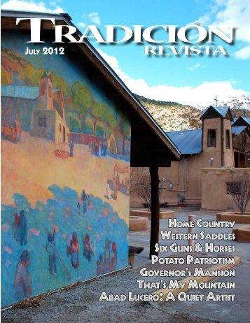 Tradición - LPD Press & Rio Grande Books