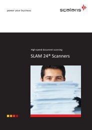 SLAM 24® Scanners - Scalaris