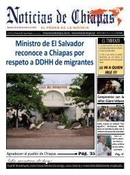 Por - Noticias de Chiapas