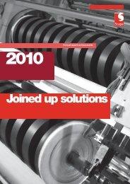 Annual Report & Accounts 2010 - Scapa