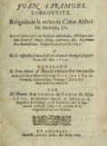 Juan Caramuel Lobkovvitz, religioso de la orden de Cister Abbad de ... - Page 3
