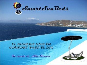 El producto - Bienvenido a Smart SunBeds