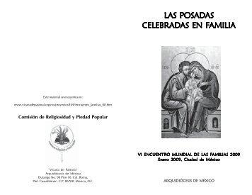 Posadas final - encabalgado.pmd - Vicaría de Pastoral