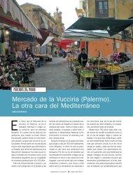 Mercado de la Vucciria (Palermo). La otra cara del ... - Mercasa