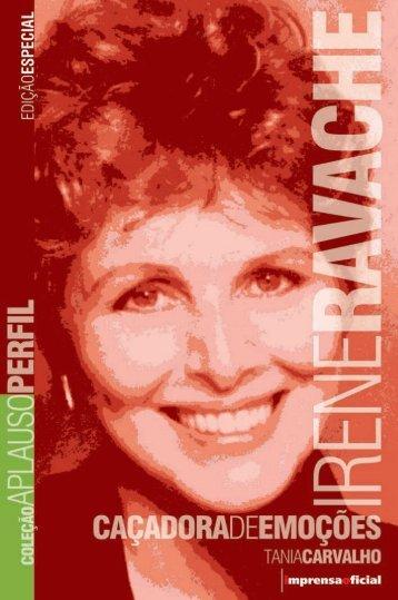 Irene Ravache - Livraria Imprensa Oficial