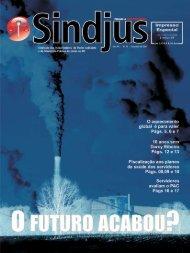 Fevereiro 2007 - Sindjus-DF