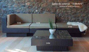 CATALOGO .pdf - Muebles de Jardín