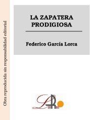 La zapatera prodigiosa - Ataun