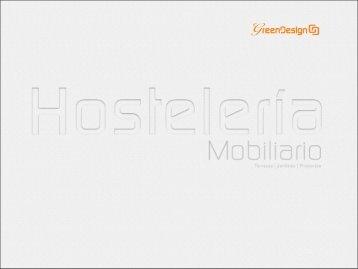 Catálogo mobiliario contract - Greendesign