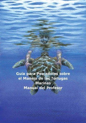 Guía para Pescadores sobre el Manejo de las Tortugas Marinas ...