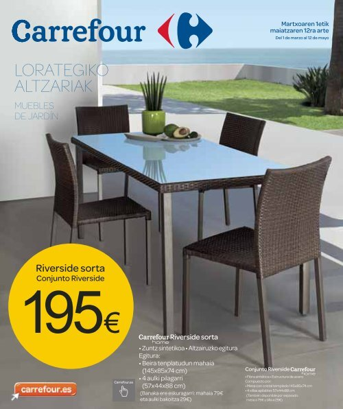 LORATEGIKO ALTZARIAK - Carrefour