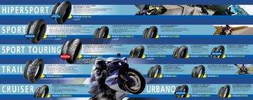 Catálogo Michelin Moto