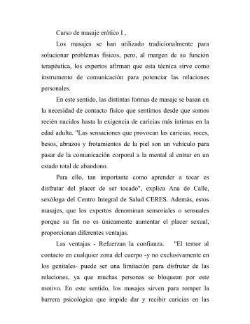 masajes eróticos pdf