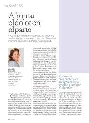 Afrontar el dolor en el parto - Bienvenida a Hipno Parto