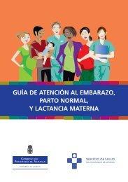 Guía de Embarazo, Parto y Lactancia, y Cartilla de Salud Maternal ...
