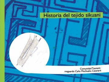 Historia del tejido sikuani
