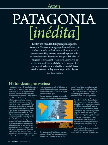 inédita - Patagonia Adventure Expeditions