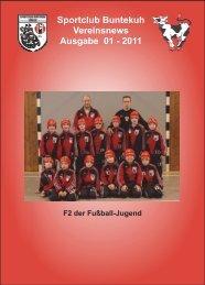 Sportclub Buntekuh Vereinsnews Ausgabe 01 - 2011 - SC Buntekuh ...