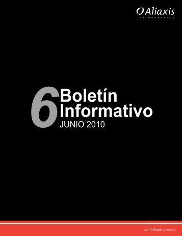 Boletín Informativo - Aliaxis Latinoamérica