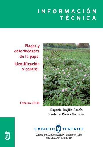 Plagas y enfermedades de la papa. Identificación y ... - AgroCabildo