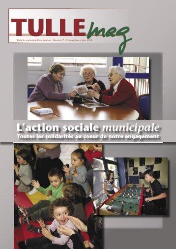 Tulle mag n°67 Octobre/Novembre 2010